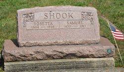 Rosetta <I>Stevens</I> Shook