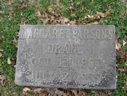 Margaret <I>Parsons</I> Drane
