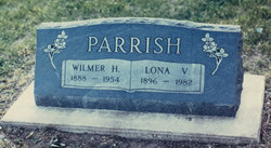 "Wilmer Harrison ""Blackie"" Parrish"