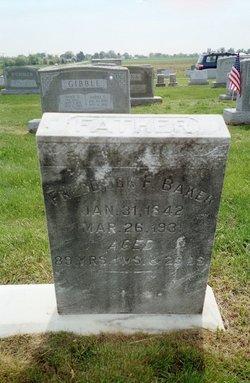 Frederick Hans Baker
