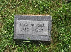 Lula <I>Stone</I> Bowser
