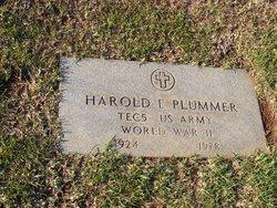 Harold E. Plummer