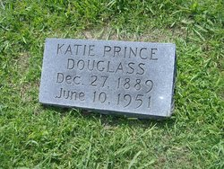 Katie <I>Prince</I> Douglass