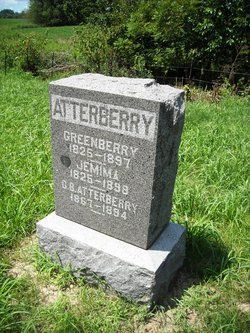 Greenberry Atterberry