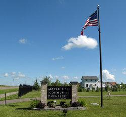 Maple Lake Community Cemetery
