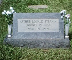 SSGT Arthur Ronald Strahin