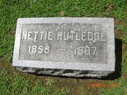 Nettie Rutledge