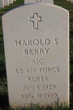 Harold S Berry