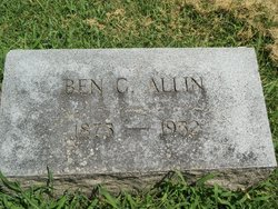 Benjamin Casey Warren Allin