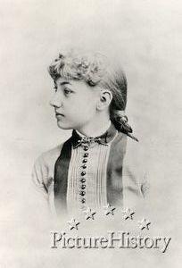 """Mary Todd """"Mamie"""" <I>Lincoln</I> Isham"""