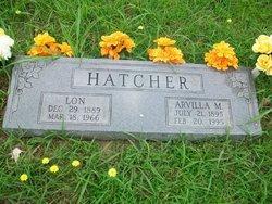 Arvilla Marguerite <I>Hunter</I> Hatcher