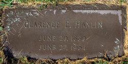 Clarence Earl Hanlin