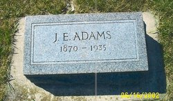 James Edward Adams