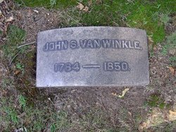 John Simeon Van Winkle