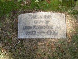 Jane <I>Kip</I> Van Winkle