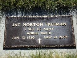 Jay Norton Freeman