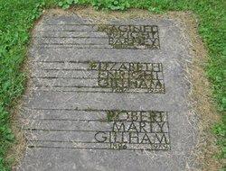 Elizabeth Wright <I>Enright</I> Gillham