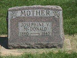 Josephine Victoria <I>Crowe</I> McDonald