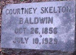 Diana A. Courtney <I>Skelton</I> Baldwin
