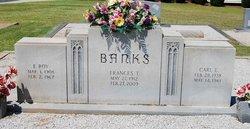 E Roy Banks