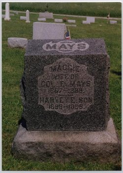Harvey Ellsworth Mays