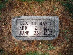 Leathie Anne Davis