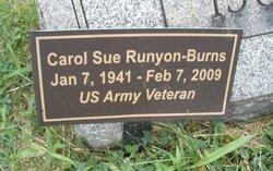 Carol Sue Runyon