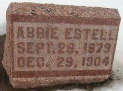 Abbie Estell Ashbrook