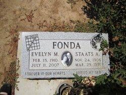 Evelyn Marie <I>Greiner</I> Fonda