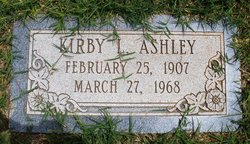 Kirby Leroy Ashley