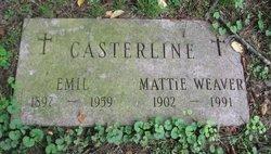 "Martha A ""Mattie"" <I>Oney</I> Weaver"