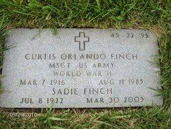 Curtis Orlando Finch