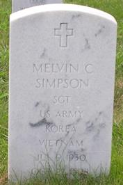 "Melvin Clinton ""Popeye"" Simpson"