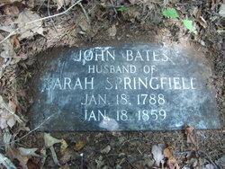 John William Bates Sr.