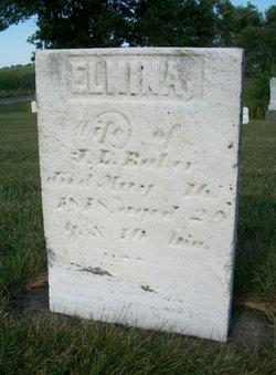 Elmina <I>Miller</I> Baker
