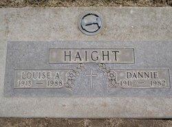 Louise A. <I>Deking</I> Haight