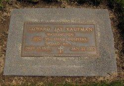 Edward Jay Kaufman
