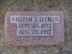 William John Leemon