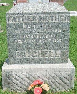 Martha <I>Dispennett</I> Mitchell