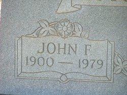 John F Bagwell