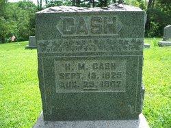 Haman M. Cash