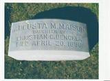 """Augusta M """"Gussie"""" <I>Denckla</I> Maison"""
