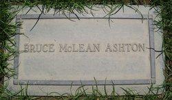 Bruce Ruby <I>McLean</I> Ashton