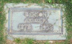 Anabel <I>Robertson</I> Benson