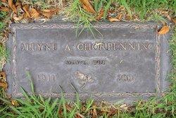 Allyne Alice <I>Lawson</I> Chorpenning