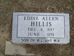Eddie Allen Hillis