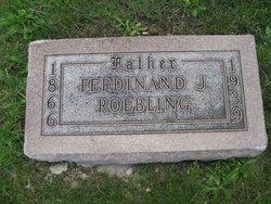 Ferdinand J. Roebling