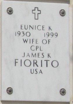 Eunice K Fiorito