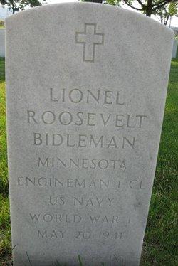 Lionel Roosevelt Bidleman