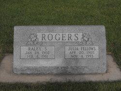 Raley Slaten Rogers